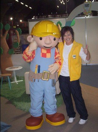 Me and Bob the Builder