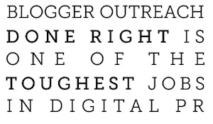 Toughest Job Digital PR