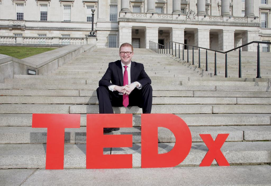 MCE PR Photo Call TedX Stormont