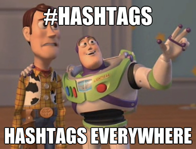 hashtags-everywhere