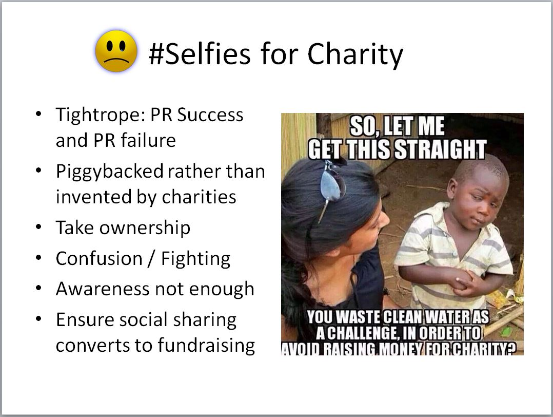 Selfies-charity-campaigns