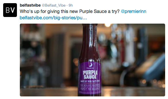 premier-inn-purple-sauce-belfast-launch