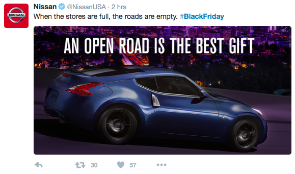 Nissan-Black-Friday-tweets